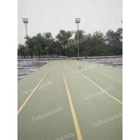 Wholesale Gymnastic Foam Artificial Grass Shock Pads Water Drainage Three Layers from china suppliers