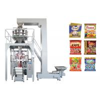 Wholesale Multiheads Weighing And Packing Machine For Jelly Candy / Sugar / Confectionary / Biscuit / Cake from china suppliers