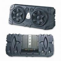 Wholesale 8 x 2 Boom Box Car Subwoofer with Amplifier, 4Ω Impedance from china suppliers