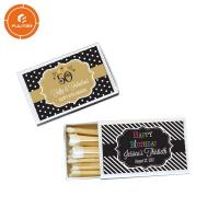 China Custom Made Safety Match Box Recycled Materials UV Coating Printing Handling for sale