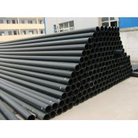 China  3PE High Density Polyethylene HDPE pipe with low price for Municipal water supply on sale