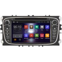 China Multi Language 2008 - 2010 Ford Focus Car GPS Stereo Touch Screen CTAND-A9457FB on sale
