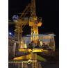 OEM Design QD3023 Derrick Tower Crane 380v/50hz Power 30meters Boom for sale