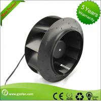 Quality Energy Saving EC Centrifugal Fans / Roof Ventilation Fan Backward Curved for sale