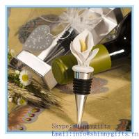CALLA LILY BOTTLE STOPPER for sale