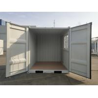China High Strength Mini Shipping Container 8ft Easy Operation -40 °C To 70°C for sale