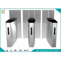 Wholesale Run Smoothly Waterproof Speed Gate Sliding Turnstile Inhigh-end Residential from china suppliers
