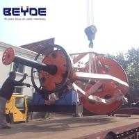 Wholesale Large 1600 / 1+6 Cable Making Machine 188-419 R / Min Taping Speed from china suppliers