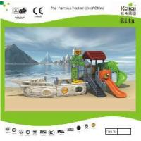 Wholesale Pirate Ship Series Outdoor Playground (KQ9095A) from china suppliers