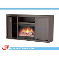 Wholesale SGS ISO Winter Home Decor fireplaces Painted MDF For Sitting Room Heating from china suppliers