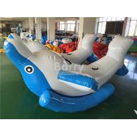 Wholesale Summer Inflatable Water Toys For Lake , Small Blow Up Dolphin from china suppliers