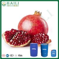 Wholesale GMP approved natural pure cold pressed pomegranate seed oil for cosmetic use from china suppliers