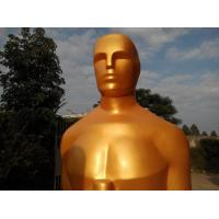 Wholesale Event party decoration  Oscar statue in fiberglass  Life size oscar statue for sale from china suppliers