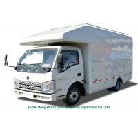 Awesome JBC Mobile Street Fast Food Sale Truck For  Hot Dog Wagon Burrito Cooking And Selling for sale