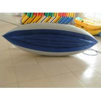 Wholesale 298cm One Man Inflatable Kayak PVC fabric 2.3 M - 4.7 M With drop stich sewing from china suppliers