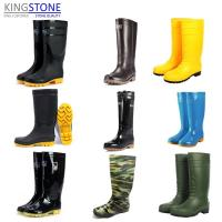 Quality Kingstone Machinery Manufacturer Rotary Gumboots Rain Boot Making Machine for sale