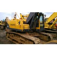 Quality VOLVO EC210BLC USED EXCAVATOR FOR SALE for sale