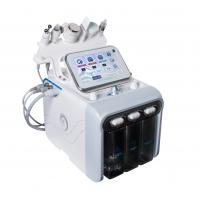 China 2019 hot sale 8 water sculpture heads 260W power micro hydro dermabrasion system machine for sale