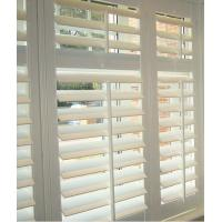 Buy cheap Decorative Adjustable Louver Plantation Window Shutter from wholesalers