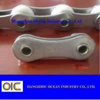 Wholesale short pitch / long pitch roller Conveyor chain with High precision from china suppliers
