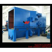 Wholesale H Beam Line Shot Blasting Machine Equipment , Sand Blast / Sandblasting Machines from china suppliers