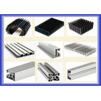 Automobile 6005 Extruded Aluminium Profiles , Anti Corrosion Extruded Aluminum Shapes for sale