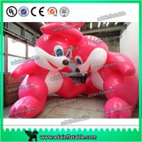 Wholesale 3m Giant Decoration Easter Inflatable Bugs Bunny/ Pink Inflatable Rabbit from china suppliers
