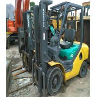 Wholesale Used Komatsu 3t forklift from china suppliers