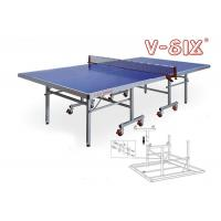 Wholesale OT - 4MM Folding Outdoor Table Tennis Table 1525*2740*760 AP Board Material from china suppliers