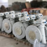 Buy cheap Worm gear operator /two stage quarter turn gear actuator from wholesalers