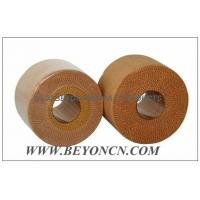 Wholesale Tan Colored  Sports Strapping Rayon Tape With Strong Zinc Oxide Glue from china suppliers