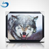 Wholesale UV Printing 3D Lenticular Picture Frame For Home Decoration from china suppliers