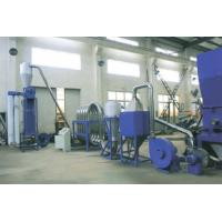 2000KG PET Bottle Crushing Recycling Line Machine, Plastic Washing Line for sale