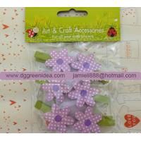 Wholesale mini wood clip photo clips colored clothes pin decoration playing party pegs from china suppliers