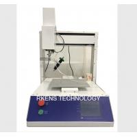 Wholesale 4 Axis Automatic Hot Glue Dispenser 360 Degrees Rotary Dispensing Syringe from china suppliers