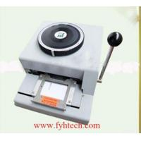 Wholesale Pvc Card Embosser from china suppliers