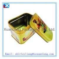Wholesale cookie tin cans manufacturer from china suppliers