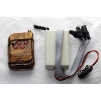 Buy cheap White Plastic Remote Vibrator For Poker Analyzer System from wholesalers
