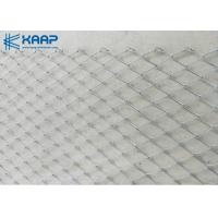 China SNS Flexible Wire Mesh Retaining Wall Passive Slope Protection Applied  Safety Netting on sale