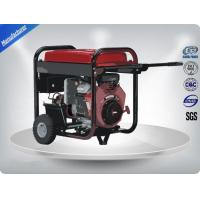 Open Type Silent Portable Generator Set With Manual Starter 7.5 Kw / Kva for sale