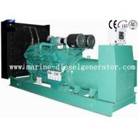 Wholesale 1500KVA Cummins Diesel Generator Turbo Charging With Inter - Cooling By Electric Start from china suppliers