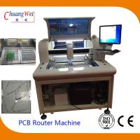 Wholesale PCB Depaneler PCB Routing Machine with Windows 7 Operation System from china suppliers