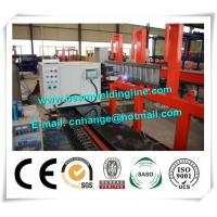 Wholesale Corrugated Web H Beam Production Line , Truck Panel Corrugated Plate Welding Machine from china suppliers