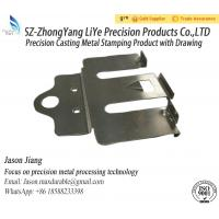 Buy cheap Precision Casting Metal Stamping Product with Drawing from wholesalers