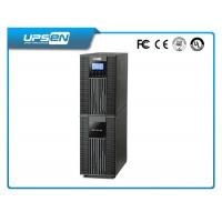 Buy cheap Single Phase Pure Sine High Frequency Online UPS Wave For Bank System 220 / 230Vac from Wholesalers