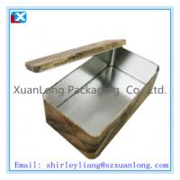 Wholesale Rectangular Chocolate Tin Box from china suppliers