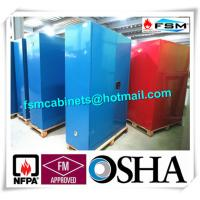 Wholesale Laboratory Chemical Safety Storage Cabinets Lockable For Corrosive Liquid from china suppliers