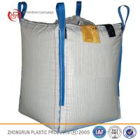 Quality gravel bags 500kg bag packing natural stone pebble from China Exported Pebble for sale