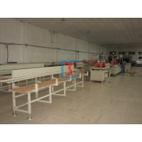 Wholesale High Efficiency Plastic Extrusion Machine , PVC Ceiling Extruder Machinery from china suppliers