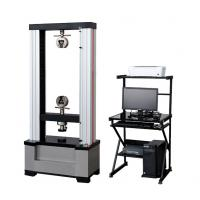 Wholesale grade 0.5 computer control briquette compression strength testing machine 100mm diameter compression platen from china suppliers